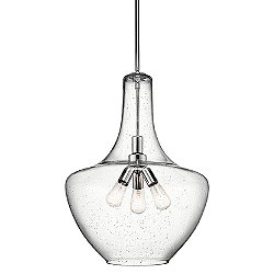 Everly 42198 3 Light Pendant Light