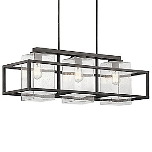 Wright Outdoor Chandelier by Kichler
