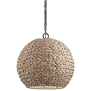 Palisades 49809 Outdoor Pendant Light by Kichler