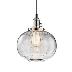 Avery Globe Mini Pendant Light