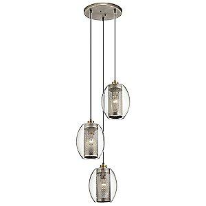 Asher Multi-Light Pendant Light by Kichler