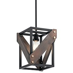 Fulton Cross Pendant Light