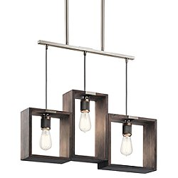 Industrial Frames Linear Suspension Light