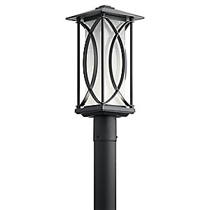 Ashbern Outdoor LED Post Light by Kichler