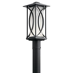Ashbern Outdoor LED Post Light