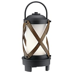 Berryhill Portable Bluetooth LED Table Lamp
