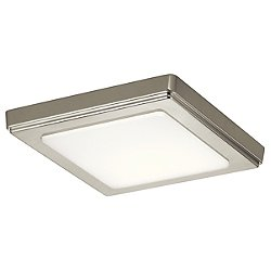 Zeo Square LED Flush Mount Ceiling Light
