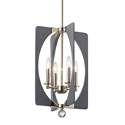 Alscar Mini Chandelier