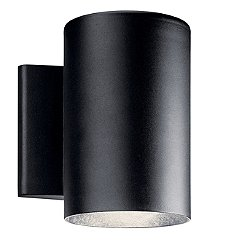 Cylinder Outdoor LED Wall Light