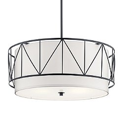 Birkleigh Drum Pendant Light