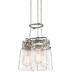 Brinley Multi-Light Pendant Light