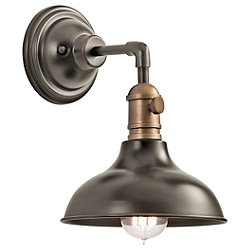 Cobson Mini Pendant / Semi Flush or Wall Sconce