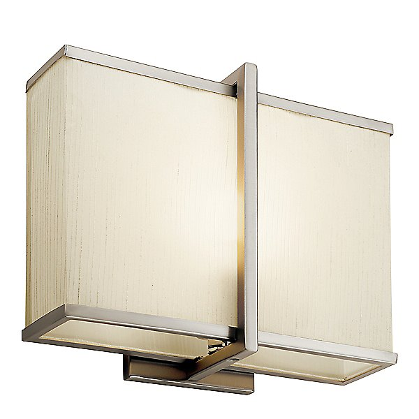 10421 Led Wall Sconce By Kichler - Color: White (10421snled)