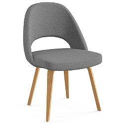 Saarinen Executive Chair with Wood Leg