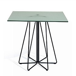 PaperClip Square Table, Outdoor