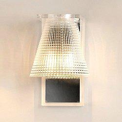 Light-Air Sculpted Wall Sconce