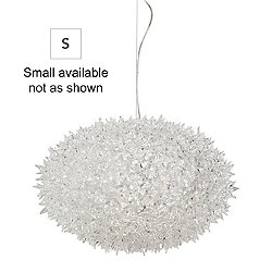 Bloom New Pendant Light (Transparent Crystal/S) - OPEN BOX