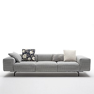 Largo Sofa by Kartell