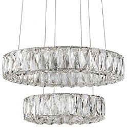 Solaris 2-Tier LED Pendant Light