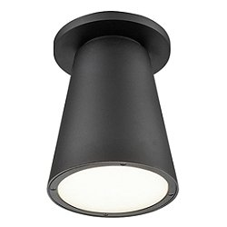 Hartford Outdoor LED Flush Mount Ceiling Light
