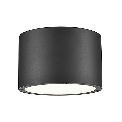 Lamar LED Outdoor Flush Mount Ceiling Light