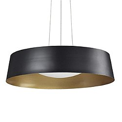 Sampson LED Drum Pendant Light