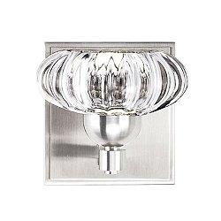 Lantern LED Bathroom Wall Sconce