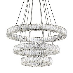 Solaris 3 Tier LED Pendant Light