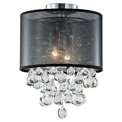 Beverly Semi-Flush Mount Ceiling Light