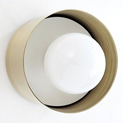 Spun Wall Light