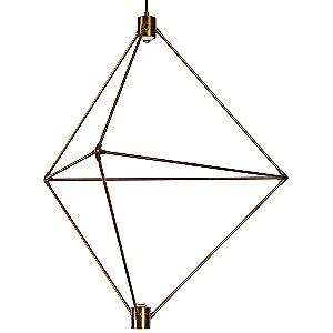 Candora 2-Light Pendant by LBL Lighting
