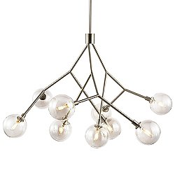 Sycamore 9-Light Chandelier