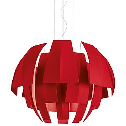 Plumage Pendant Light
