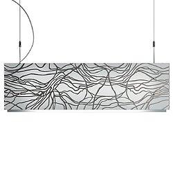 Laguna S75 Platinum Linear Suspension Light