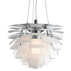 PH Artichoke Glass Pendant Light