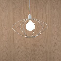 Color Swag Nelson Cage Pendant Light