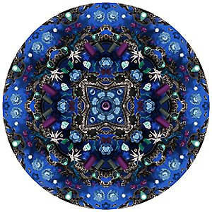 Utopian Fairy Tales Round Rug by Moooi Carpets