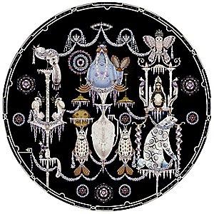 Polar Byzantine V Round Rug by Moooi Carpets