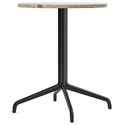 Harbour Column Round Dining Table with Star Base
