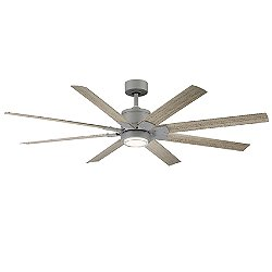 Renegade LED Smart Ceiling Fan