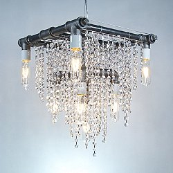 Industrial Beacon Chandelier