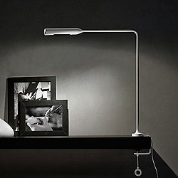 Flo LED Clamp Desk Lamp
