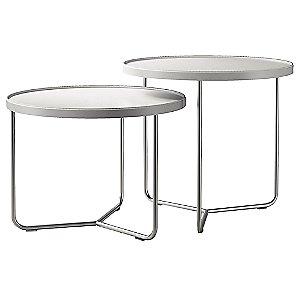 Adelphi Nesting Side Tables, Set of 2 by Modloft