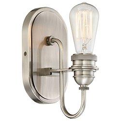 Uptown Edison 1 Light Bath Light