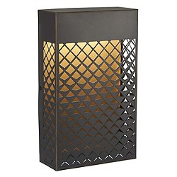 Guild LED Pocket Outdoor Wall Light