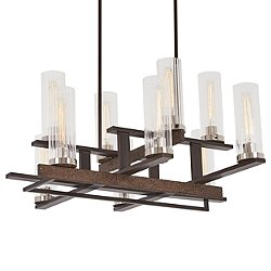 Maddox Roe 10-Light Chandelier