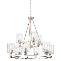 Studio 5 2-Tier Chandelier