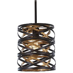 Vortic Flow Mini Pendant Light