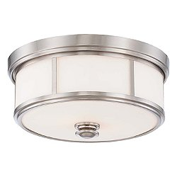 Harbour Point Flush Mount Ceiling Light