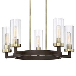 Ainsley Court Chandelier(5 Light) - OPEN BOX RETURN